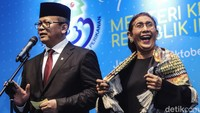 Menteri KKP Edhy Prabowo, Bu Susi dan Lobster Kuasai Trending Twitter