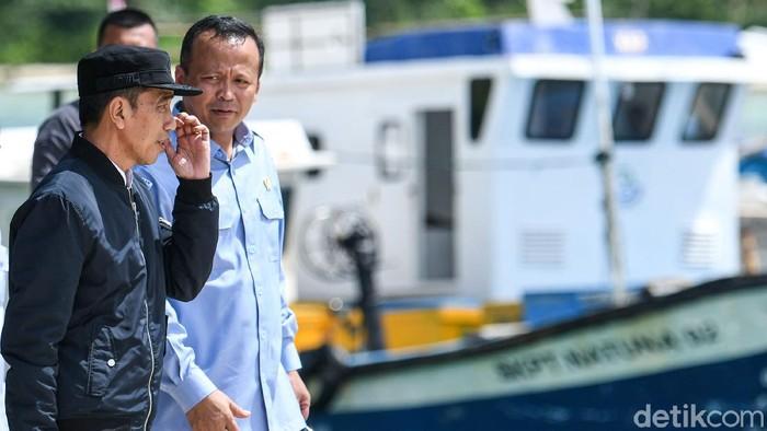 Edhy Prabowo Korupsi, Tengelamkan