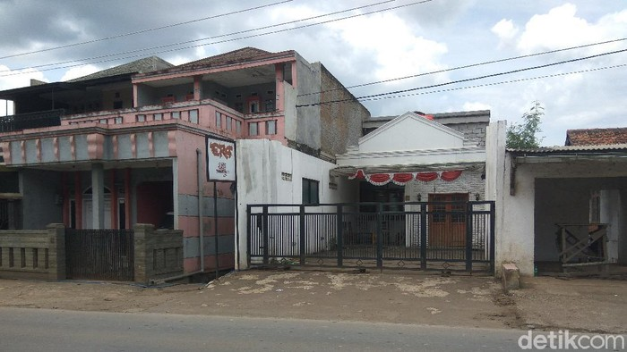 Edhy Prabowo punya aset berupa kafe dan kolam pancing di Bandung Barat