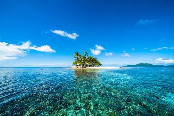 Yang terakhir adalah negara federasi mikronesia. Negara berdaulat yang terdiri dari beberapa pulau ini jauh dari Corona karena cukup jarang dikunjungi wistawan. (Getty Images/iStockphoto/Masa Michishiro)