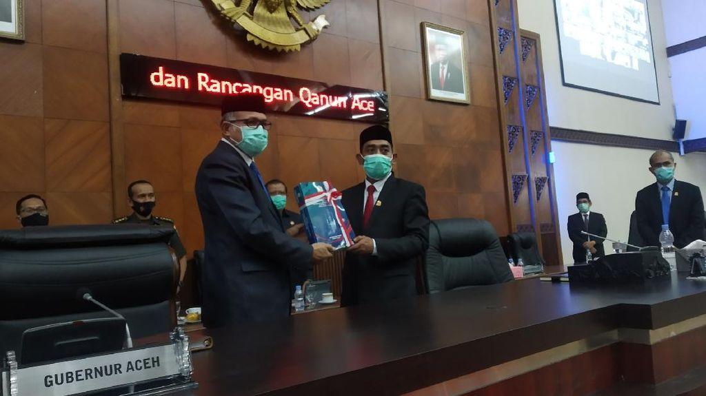 Pemprov Aceh Ajukan RAPBA 2021 Sebesar Rp 16,9 Triliun