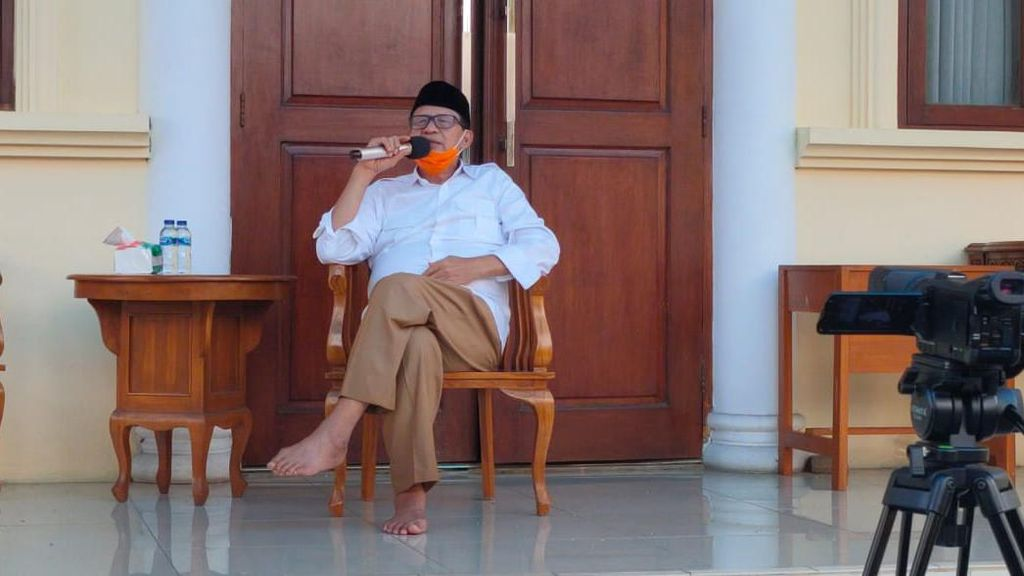 Gubernur Wahidin Sebut 800 Industri di Banten Bangkrut Dihantam Pandemi