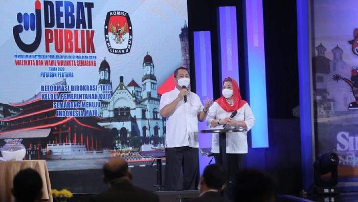 Hendi-Ita Pilkada Semarang