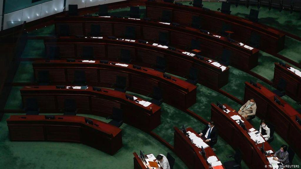 Hong Kong Pulihkan Stabilitas Politik Tanpa Oposisi