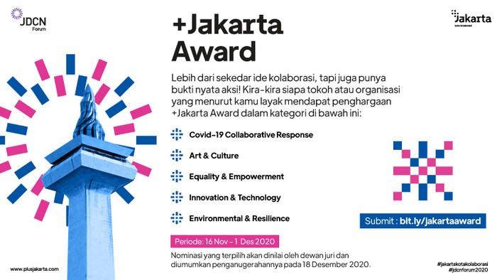 Insert + Jakarta Award
