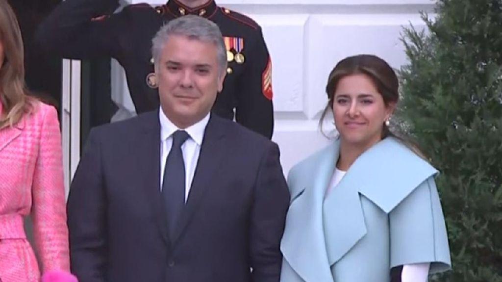 Istri Presiden Kolombia Positif Covid-19