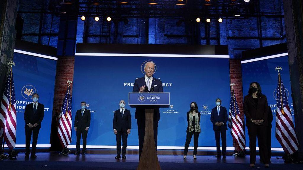 Ini 6 Pejabat Pertama yang Diumumkan Duduki Posisi Penting di Kabinet Biden