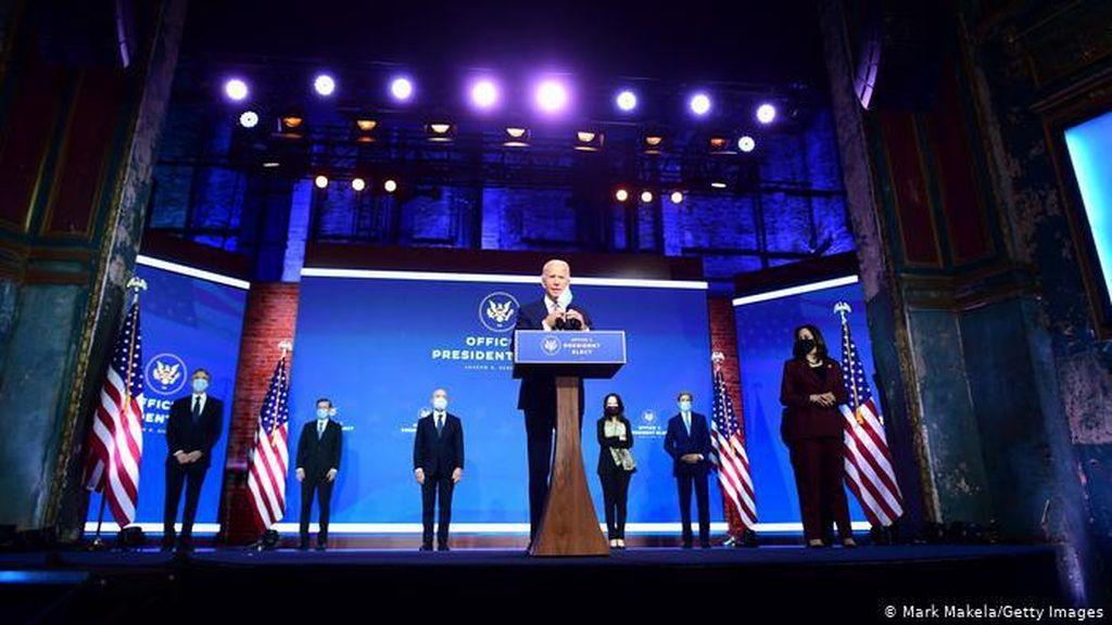 Jerman dan Eropa Sambut Tim Luar Negeri Joe Biden sebagai Peluang Baru