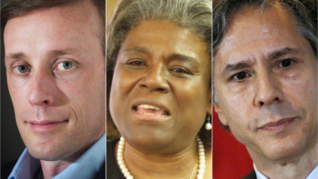 Joe Biden Perkenalkan 6 Pejabat Pemegang Posisi Kunci dalam Kabinetnya