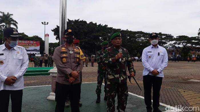 Kodam III Siliwangi tejunkan 1.000 personel kawal Pilkada di Banten