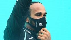 Juara Dunia F1 Lewis Hamilton Positif COVID-19, Absen di Sakhir
