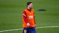 Mega Kontrak 10 Tahun Messi: Man City Dulu, Baru New York FC?