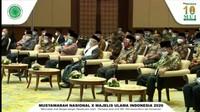 Maruf Amin, JK hingga Anies Hadiri Munas Ke-10 MUI