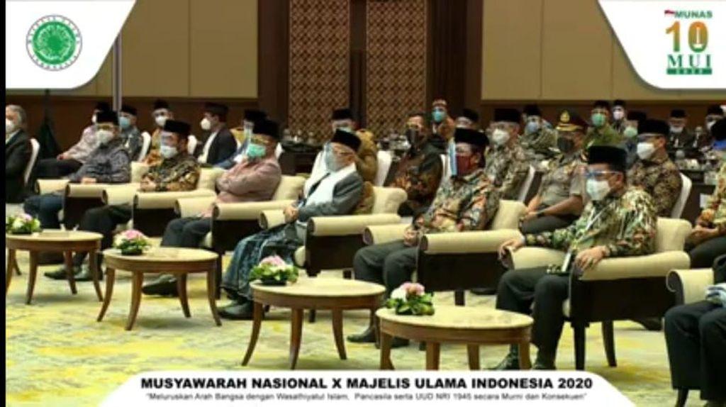 Intip Sidang Pemilihan Ketum MUI Pengganti Maruf Amin