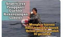 Meme Bu Susi Bertebaran Usai Menteri KKP Ditangkap KPK