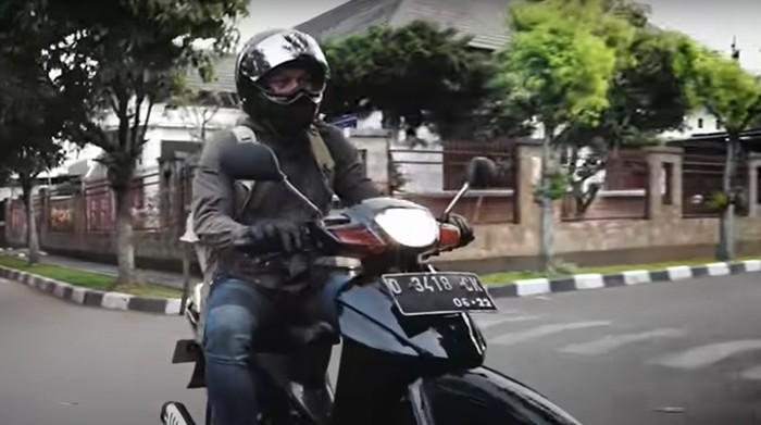 Motor Suzuki Shogun Ariel Noah