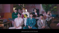 Gaya Santai BTS di MV Life Goes On, Pakai Piyama Sutra Hingga Balenciaga