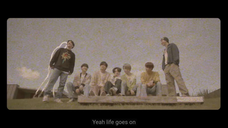 mv bts life goes on