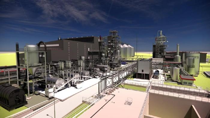 Pabrik Milik Cargill