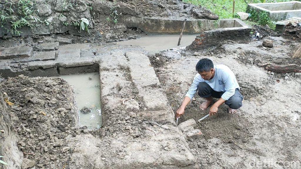 Patirtan Kuno Era Kerajaan Kediri dan Majapahit Ditemukan di Gunung Klotok
