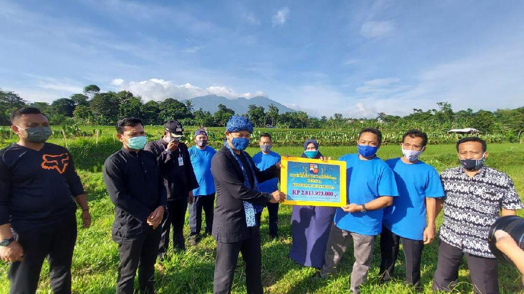 Pemkot Bogor Beri Dana Hibah Rp 2,8 M untuk Wisata Alam Mulyaharja