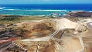 Pinggir Laut! Penampakan Terkini Proyek Sirkuit Mandalika