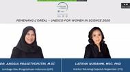 Hebat, Studi 2 Ilmuwan Wanita Indonesia Ini Bisa Bantu Pencegahan Corona