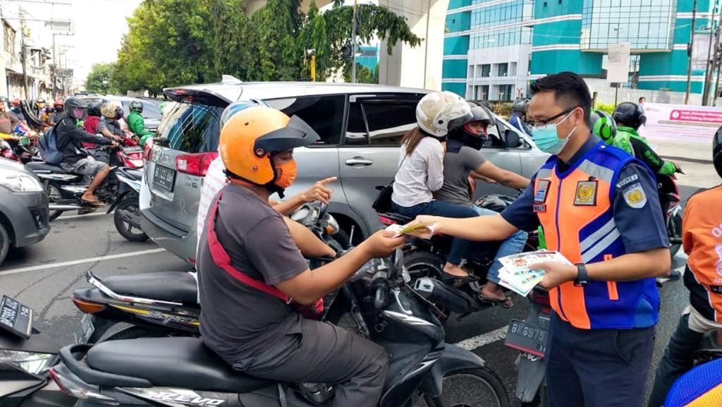 KAI Gelar Sosialisasi Keselamatan Perlintasan Sebidang di Medan