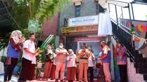 Pertamina Lubricants Bangun Perpustakaan di Kampung Markisa Gresik