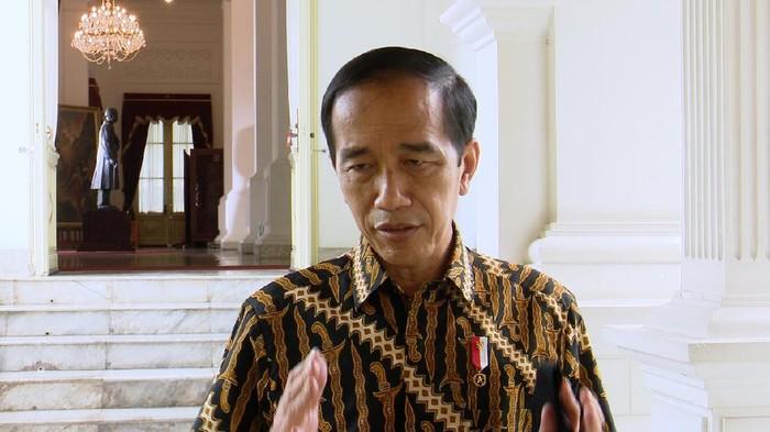 Pernyataan Presiden Jokowi terkait penangkapan Menteri Kelautan dan Perikanan Edhy Prabowo oleh KPK.
