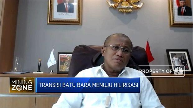 PTBA Butuh USD 2 Miliar Untuk Hilirisasi Batu Bara (CNBC Indonesia TV)
