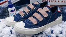 Brand Lokal Rilis Sepatu Edisi Khusus dengan Aksen Plester Luka