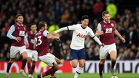 Link Live Streaming Tottenham Vs Burnley