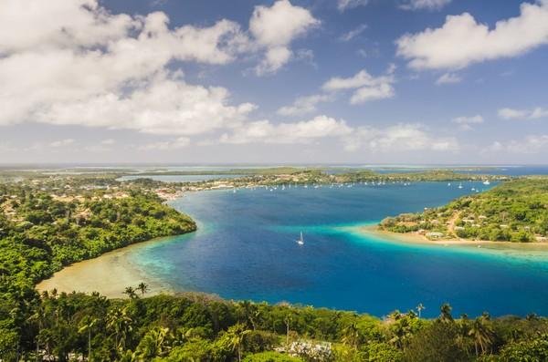 Tonga adalah negera kecil di Pasifik Selatan yang bebas dari Corona. (Getty Images/iStockphoto/mdurinik)