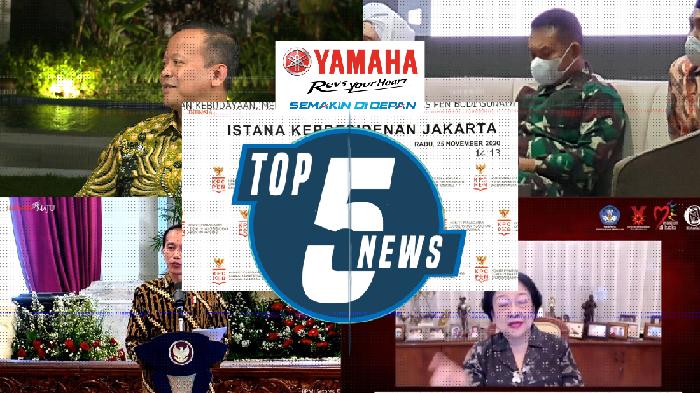 top 5 news 25 november