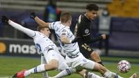 Babak I: Dynamo Kiev Vs Barcelona Masih Imbang