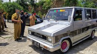 Jadi Mobil Favorit, Kijang Doyok Dipakai Wagub Jabar buat Kerja