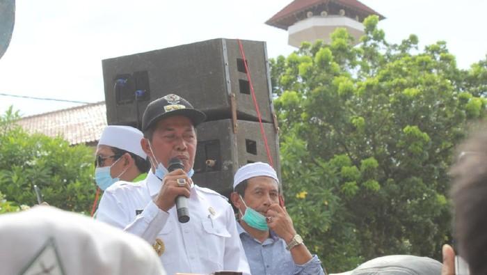 Wali Kota Serang Syafrudin.