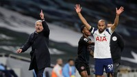 Mourinho Bakal Bawa Tottenham Akhiri Paceklik Gelar