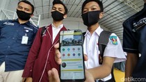 Keren! Siswa SMK di Kuningan Bikin Aplikasi Informasi SAGAKU