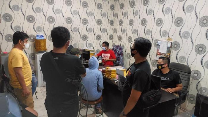Artis ST dan MA diamankan terkait dugaan prostitusi di Sunter, Jakut