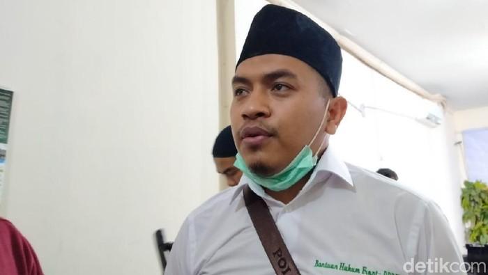 Aziz Yanuar (Tiara Aliya Azzahra/detikcom).