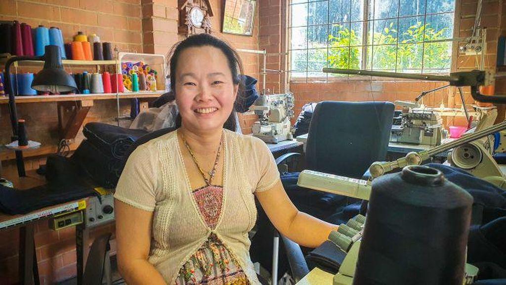 Banyak Penjahit Asal Asia di Australia yang Tak Terlihat dan Dieksploitasi