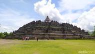 Kuota Pengunjung Candi Borobudur Ditambah Jadi 4.000 Orang Per Hari