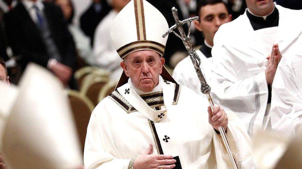 Paus Fransiskus Akan Bertemu Ulama Syiah Terkemuka dalam Kunjungan ke Irak