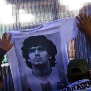 RIP Diego Maradona, Persija Hingga Borneo FC Turut Berduka