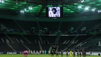 Liga Champions dan Liga Europa Mengheningkan Cipta untuk Maradona