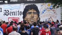 Kronologi Meninggalnya Diego Maradona
