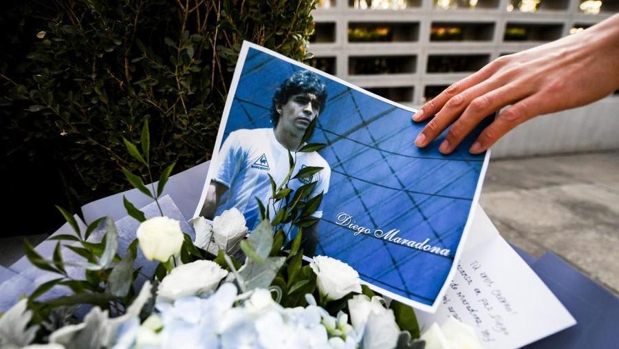 Maradona Vs Henti Jantung