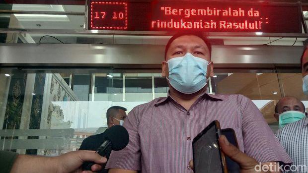 Direktur Utama RS UMMI Bogor, Andi Tatat. Habib Rizieq dirawat di RS UMMI Bogor
